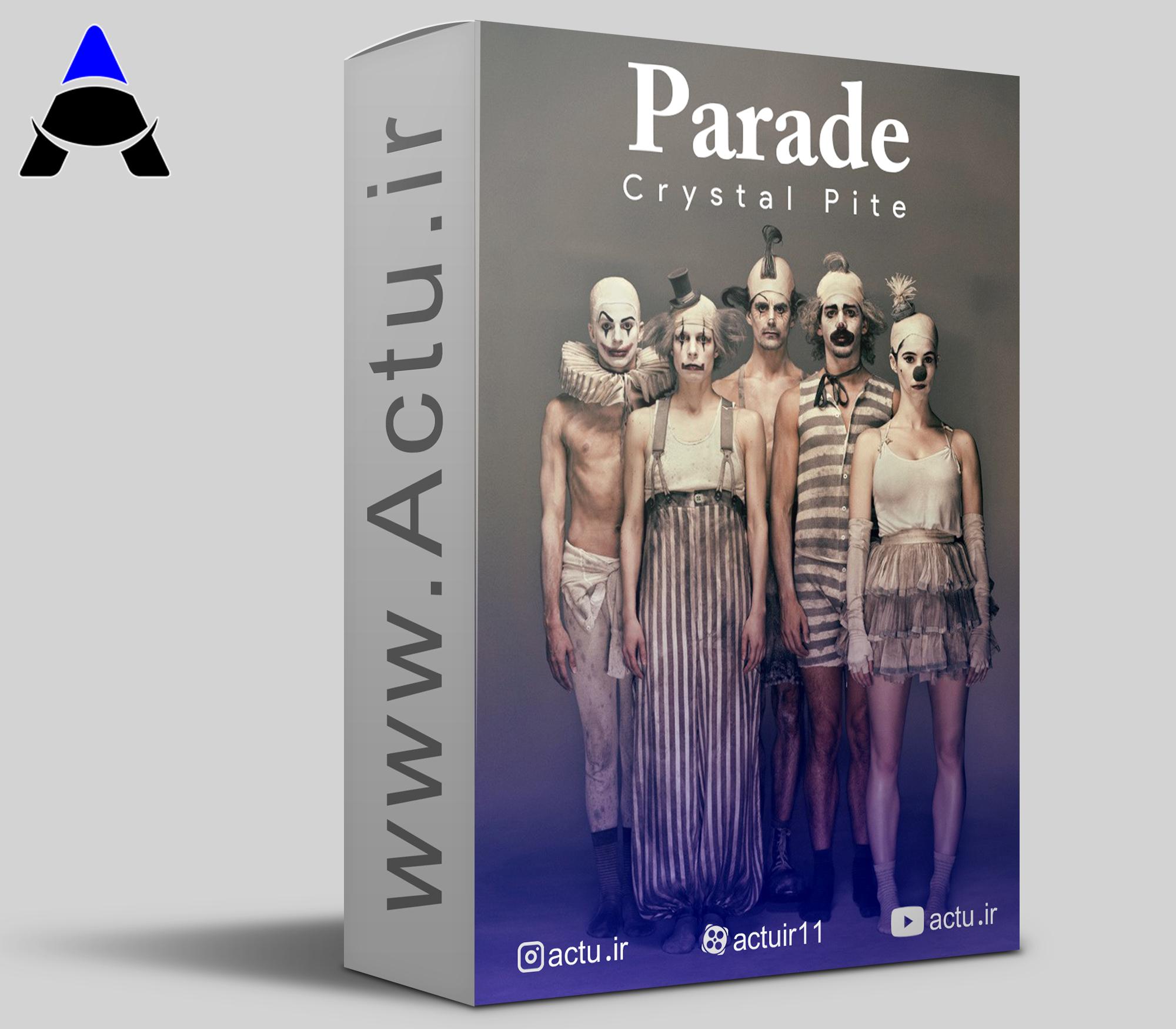 رژه ( کریستال پایت )   ( Parade ( Crystal Pite   اکتو